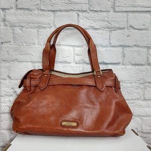 Cole Haan   Camel Colored Large Shoulder Bag